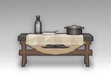 便携折叠桌