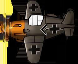 BF-109T舰载战斗机 模型.png