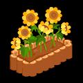 啾啾呦呦 向日葵盆景.png