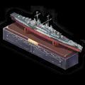 无主题 亚特兰大级船模.png