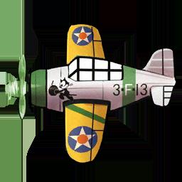 F2A水牛(萨奇队) 模型.png