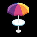 水上乐园 遮阳伞(含圆桌).png