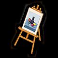 绘画教室 画架.png