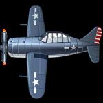 试作型XF2A-4水牛 模型.png