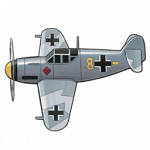 试作舰载型BF-109G 模型.png
