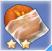 黄豆粉面包