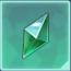 初级聚合晶石