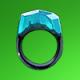 矿石指环(绿)