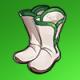 麻布鞋(绿)