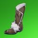 狼皮靴(绿)