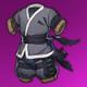 暗行衣(紫)