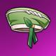 典礼帽(紫)