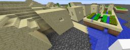 Desert village on bedrock.png