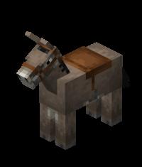 Saddled Donkey.png