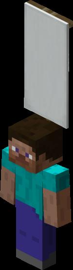 Steve wearing White Banner.png