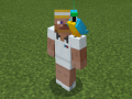 Cyan Parrot on Tennis Steve.png