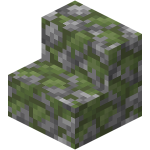 Mossy Cobblestone Stairs JE2 BE1.png