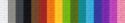 Java版1.12羊毛颜色色谱