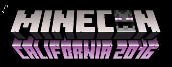 MineCon 2016 标志