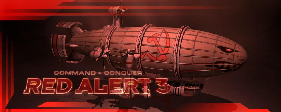 欢迎来到红色警戒3WIKI