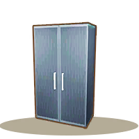 黑色钢制长柜.png