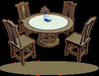 茶馆四人圆桌.png