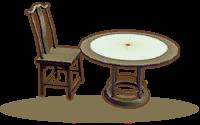 茶馆单人圆桌.png