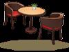 棕木双人桌.png