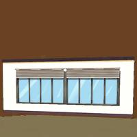 百叶单向玻璃窗.png