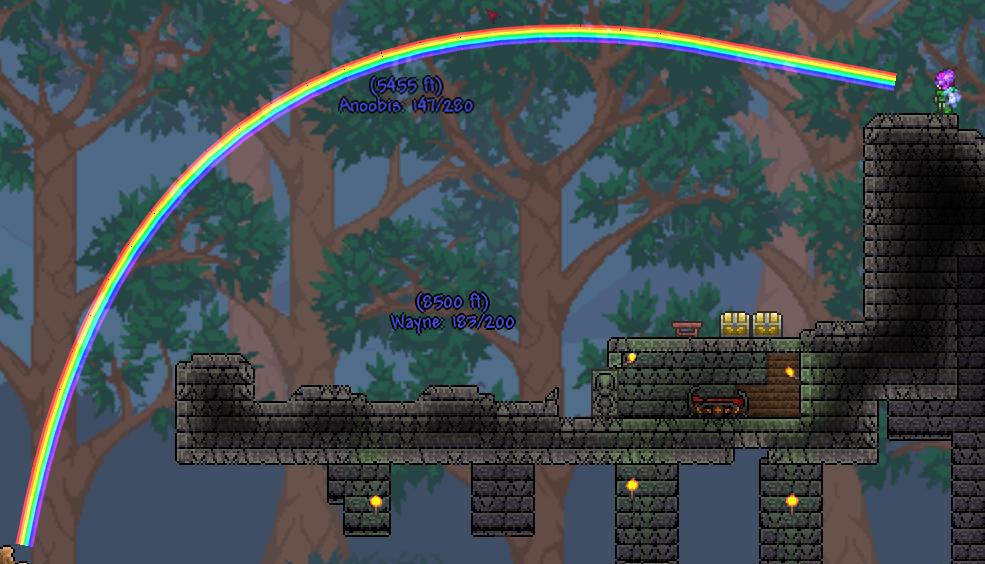彩虹枪的物品外观