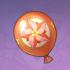 风花节纪念气球