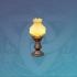 贝壳灯罩硬质台灯