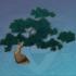 奇状盘伏树