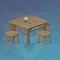 图纸:木制露天茶桌.png
