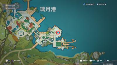 璃月港平静的一天寻找04地图.png