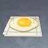 提瓦特煎蛋